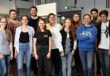 Studentisches Team der TU Kaiserslautern