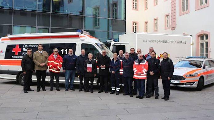 Insgesamt 1.085.800 Euro zur Beschaffung von insgesamt 34 Fahrzeugen des Sanitäts-, Betreuungs- und Verpflegungsdienstes. (Foto: MDI RLP)
