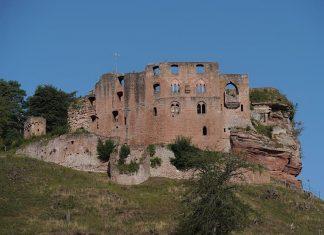 Burg Frankenstein (Foto: Holger Knecht)