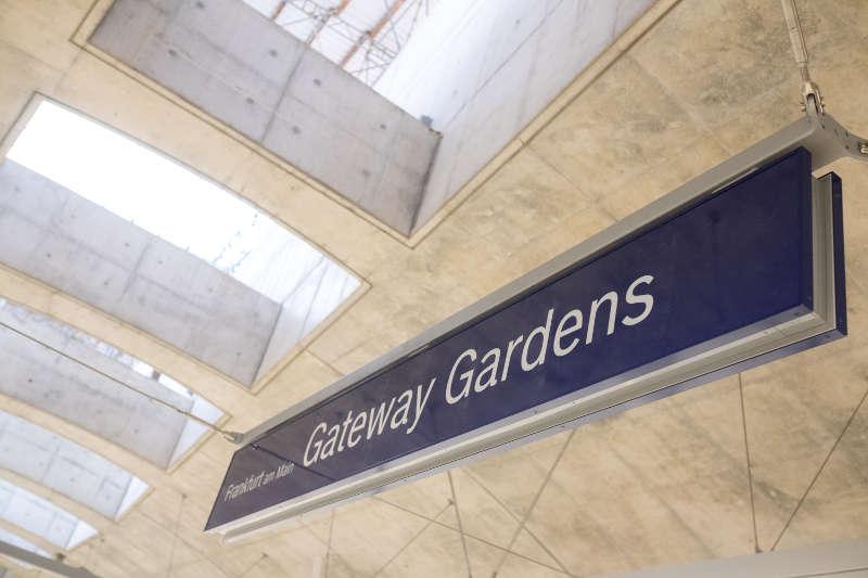 Frankfurt Gateway Gardens (Foto: Deutsche Bahn AG / Uli Planz)