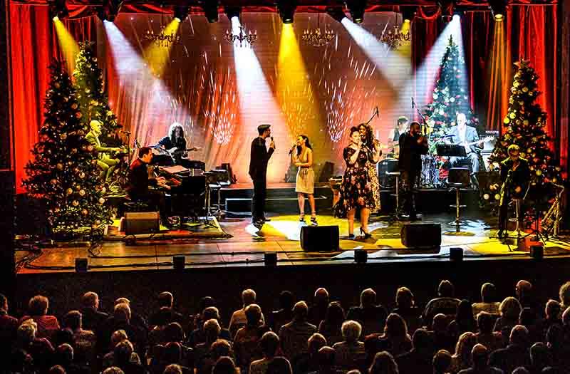 Eisenberg Christmas Moments 2019 (Foto: Helmut Dell)