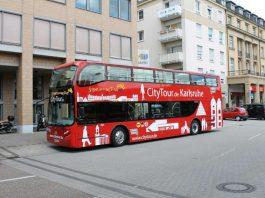HopOn-HopOff-Bus (Foto: KTG Karlsruhe Tourismus GmbH)