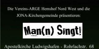 Ankündigung (Quelle: JONA-Kirchengemeinde)