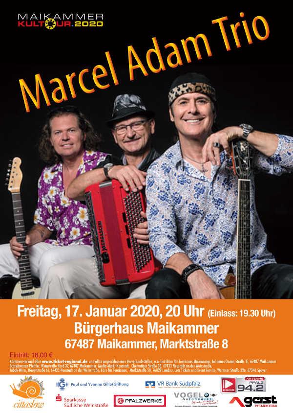 Marcel Adam Trio