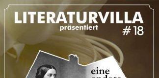 Literaturvilla #18 im Herrenhof Mußbach