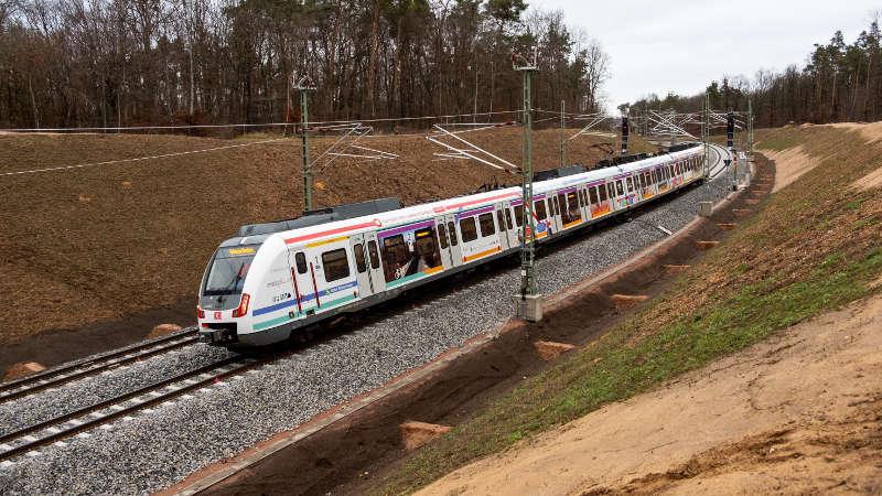 S-Bahn (Foto: DB AG / Andreas Varnhorn)