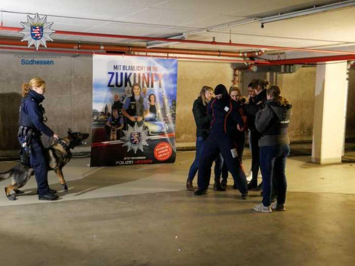 Tatortnacht im Polizeipräsidium
