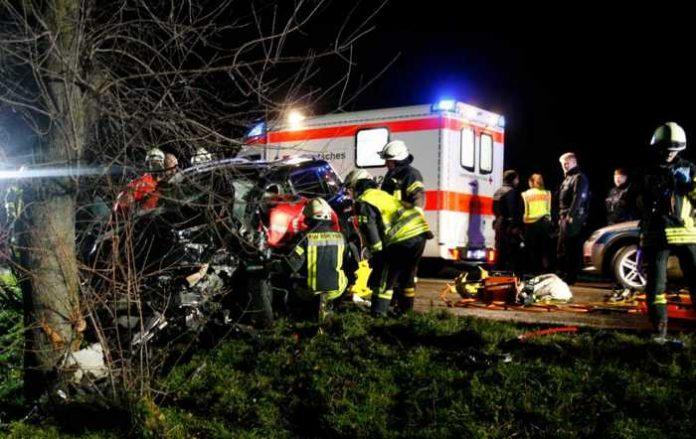 Unfall © Feuerwehr Speyer