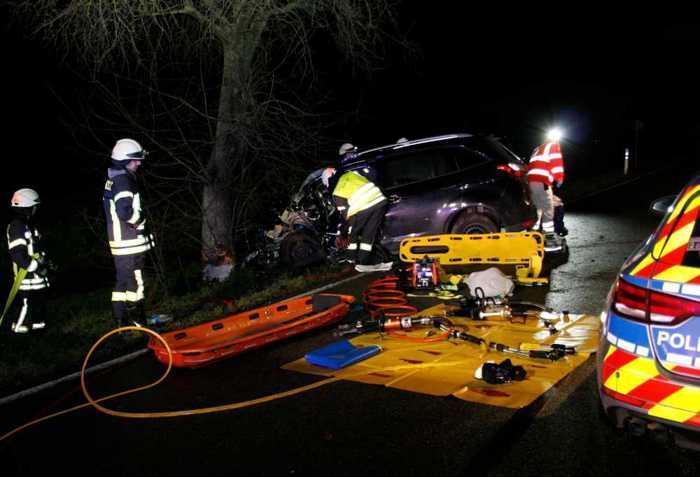 Unfall 2 © Feuerwehr Speyer