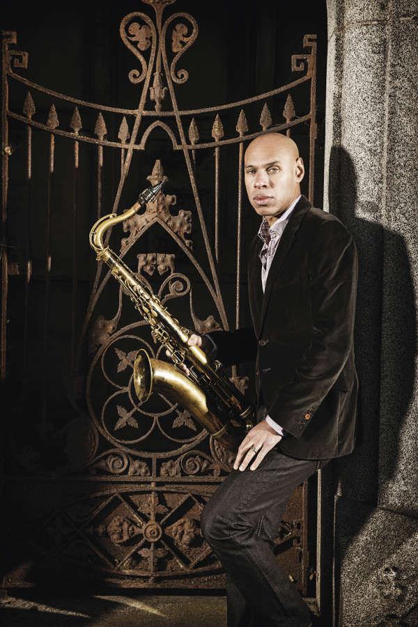 Saxofonist Joshua Redman (Foto: Jay Blakesberg)