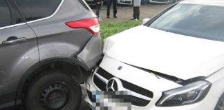 Unfallstelle (Foto: Polizei RLP)