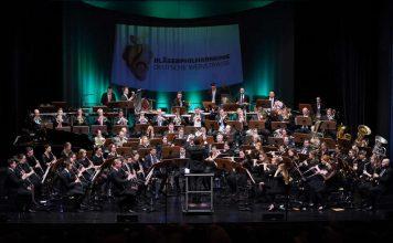 Neustadt Bläserphilharmonie Deutsche Weinstraße 2020 (Foto: Holger Knecht)