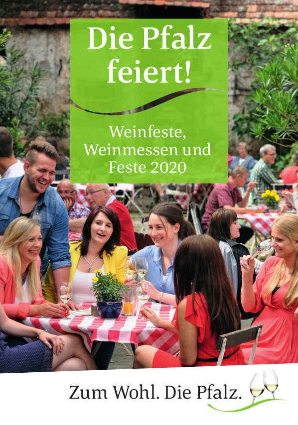Die Pfalz feiert … (Quelle: Pfalzwein)