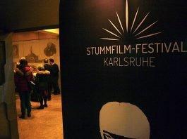 Stummfilmfestival Karlsruhe (Foto: Hannes Blank)