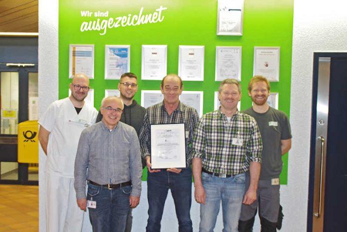 Energieteam Westpfalz-Klinikum