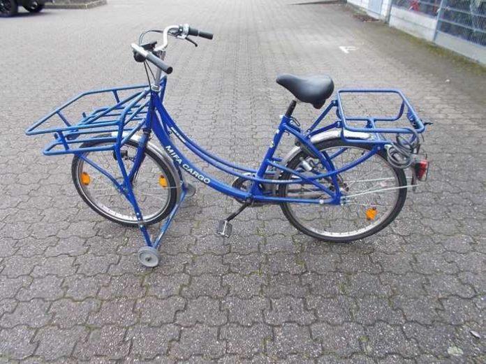 Eigentümer von Fahrrad gesucht