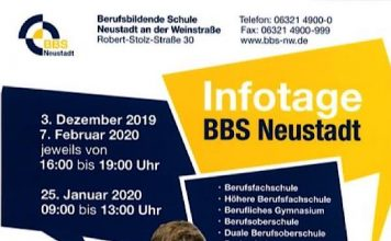Informationstag am 25.01.2020 (Foto: BBS NW)