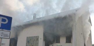 Brand in einem Einfamilienhaus (Foto: BF Mainz/Oliver Krück)