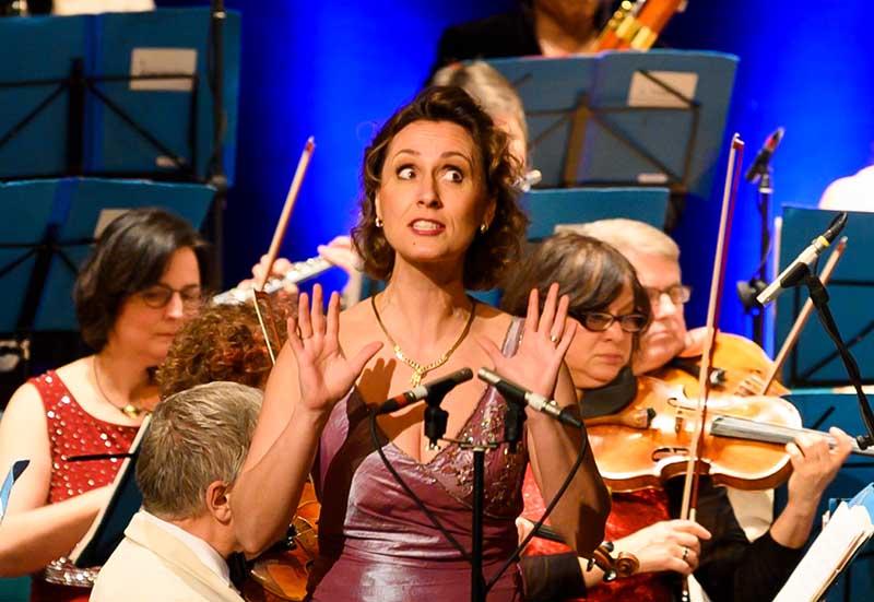 Eisenberg 2019 Johann-Strauß-Orchester Frankfurt (Foto: Helmut Dell)