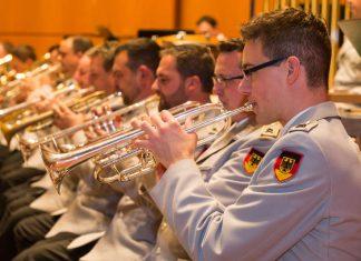 Trompeter des Heeresmusikkorps Ulm (Foto: Bundeswehr)