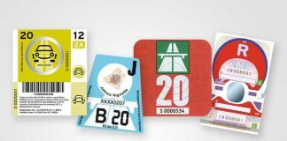 Empfindliche Strafen bei fehlender oder ungültiger Vignette / Vignetten 2020 für Slowenien, Österreich, die Schweiz und Tschechien. (Foto: obs/ADAC SE/© ADAC Medien und Reise GmbH)