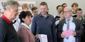 LSP Handball_Urkundenüberreichung