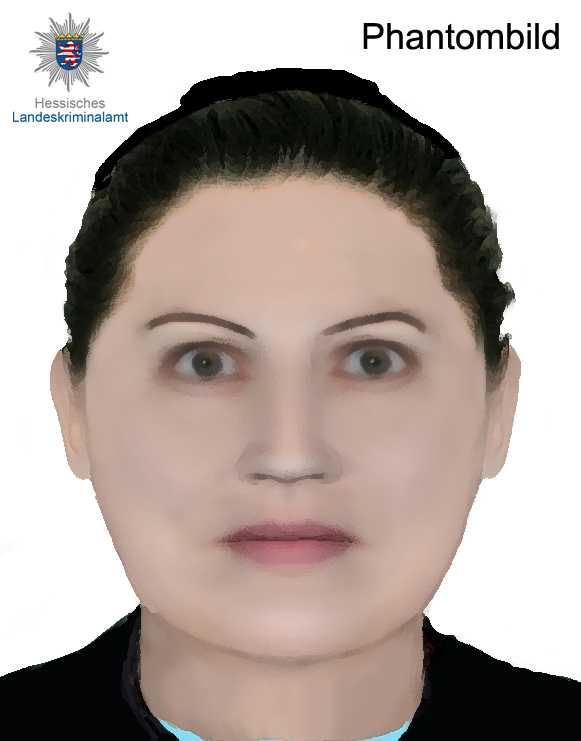 Phantombildfahndung nach Enkeltrickbetrug - wer kann Hinweise zu dieser Frau geben?