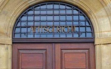 Symbolbild, Amtsgericht, Gericht © Jan Mallander on Pixabay