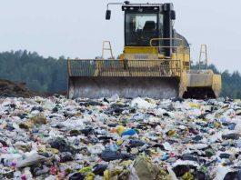 Symbolbild, Müll, Deponie, Schaufelbagger © on pixabay