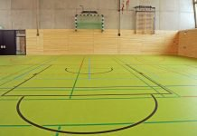 Symbolbild Sporthalle (Foto: Pixabay)