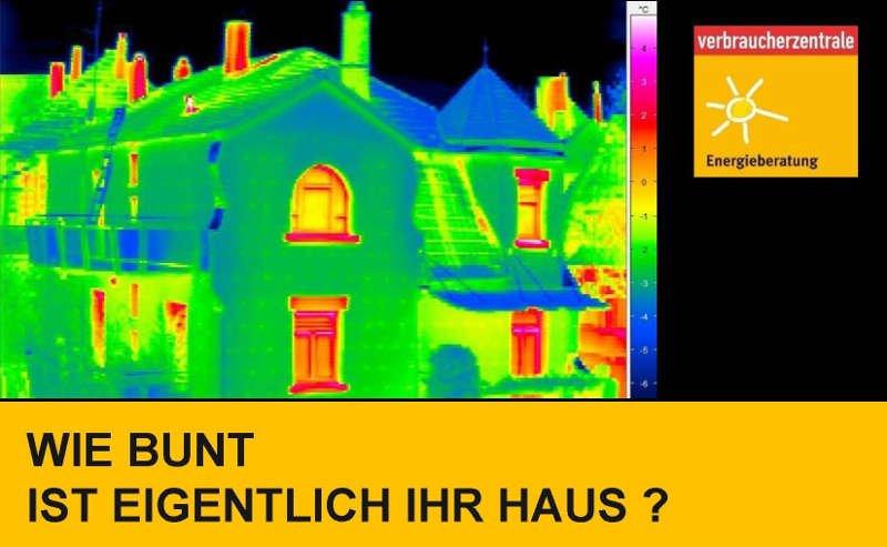 Thermografie-Spaziergang (Foto: Verbraucherzentrale)