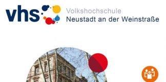Titelblatt vhs-Programmheft (Foto: Stadtverwaltung Neustadt)