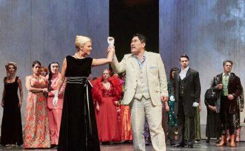 La Traviata (Foto: Thomas Brenner)