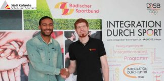 "Kooperation ""Integration durch Sport"" (Foto: BSB-Nord)"
