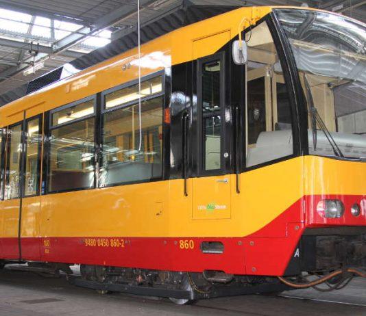Modernisierter GT8-100D (Foto: AVG)