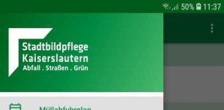 Stadtbildpflege-App