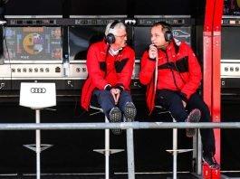 Arno Zensen (links) übergibt die Geschäftsleitung des Team Rosberg an Kimmo Liimatainen (rechts) (Foto: Team Rosberg GmbH)