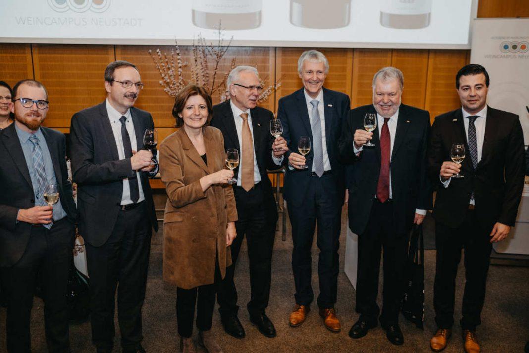 10 Jahre Weincampus Neustadt wurde gefeiert (Foto: Stephan Presser Photography)