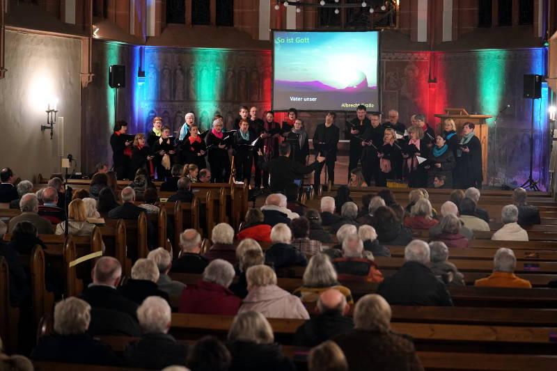 TonArt Böhl-Iggelheim Lambrecht Kirche (Foto: Holger Knecht)