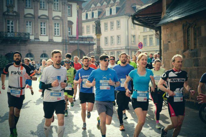 SAS Halbmarathon der TSG 78 Heidelberg (Foto: Angel Ponz, Heidelberg)