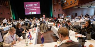 Mundus Vini 2020 im Saalbau Neustadt an der Weinstraße (Foto: AD LUMINA, Ralf Ziegler)