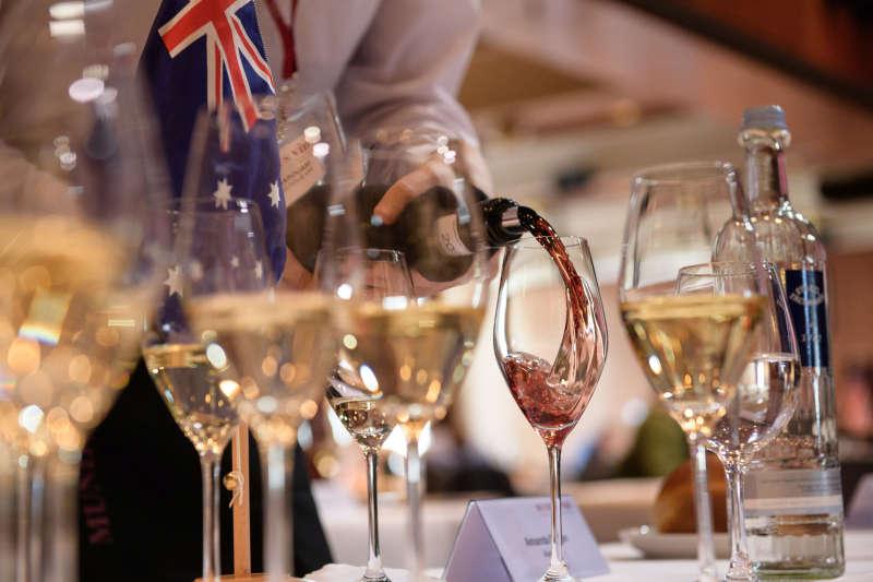 Weinverkostung (Foto: Ralf Ziegler)