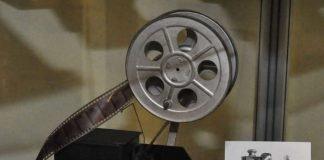 Zum Ende der Ausstellung werden historische Stummfilme gezeigt. (Foto: Stadtmuseum Neustadt)