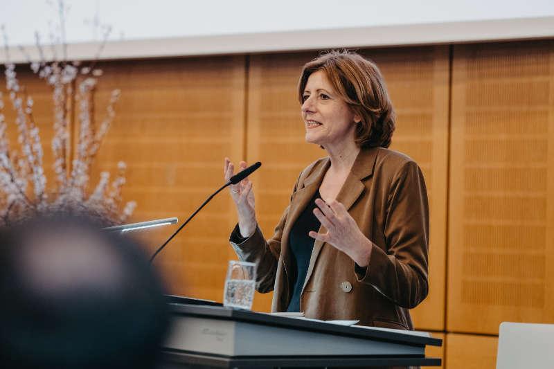 Ministerpräsidentin Malu Dreyer (Foto: Stephan Presser Photography)