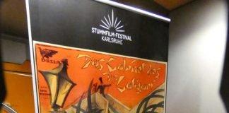 Stummfilmfestival 2020 (Foto: Hannes Blank)
