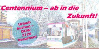 Das Zukunftsreisebüro Centennium des Pfalzmuseums für Naturkunde öffnet für zwei Tage auf dem Römerplatz (Foto: Pfalzmuseum für Naturkunde)