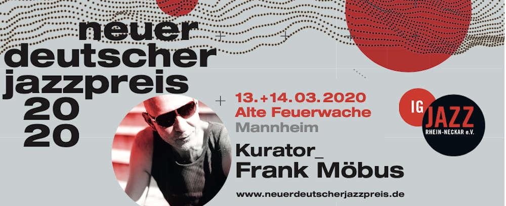 Neuer Deutscher Jazzpreis Mannheim 2020