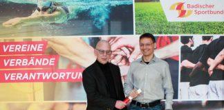 Wolfgang Eitel (links) übergibt den Staffelstab an den neuen Geschäftsführer Michael Titze. (Foto: BSB Nord)