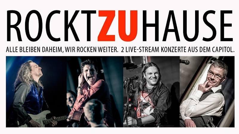 ROCKT zu HAUSE (Quelle: Capitol Mannheim)