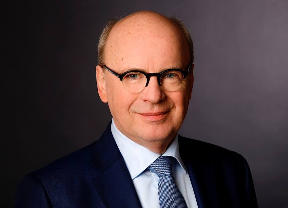 Prof. Dr. Peter Wedde, Arbeitsrechtexperte der Frankfurt University of Applied Sciences. (Foto: privat)